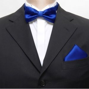 Other - SALE 💙 2 Royal Blue Pocket Squares